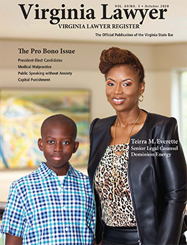 The Pro Bono Issue October 2020