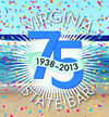 Virginia State Bar celebrates 75 years