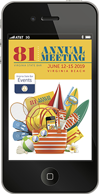 Annual Meeting App image