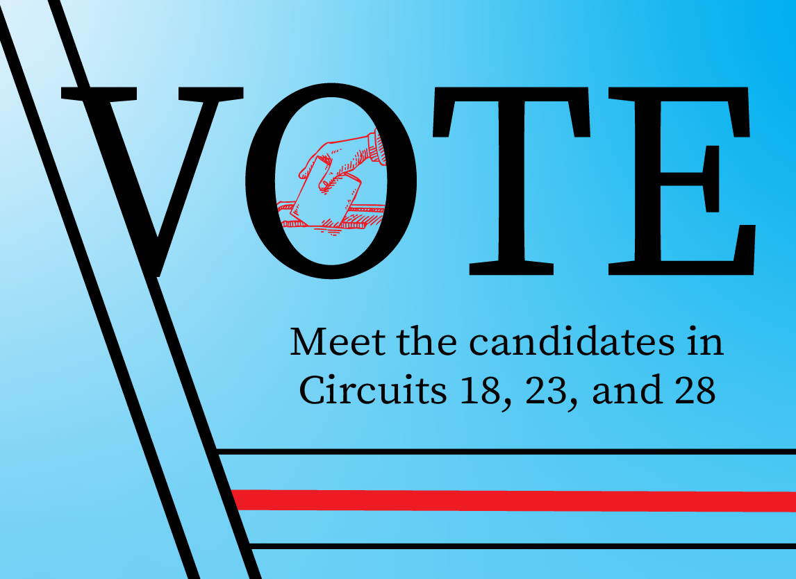 Three Circuits Will Hold Elections for Bar Council