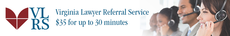 Virginia Lawyer Referral Service
